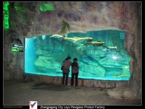 Cast Acrylic Sheet for Oceanarium Window