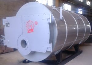 Fuel Oil Fired Steam Boiler Caldera De Vapor pictures & photos