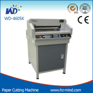 Office Equipment 18inch (WD-4605K) Paper Cutting Machine pictures & photos