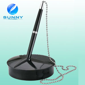 Promotional Pen with Stand for Bank & Promotion Use pictures & photos