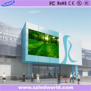 Indoor/Outdoor Full Color Advertising LED Display pictures & photos