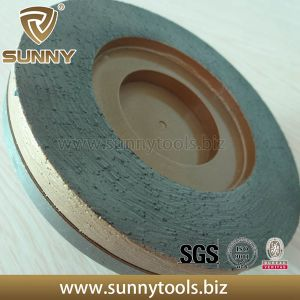 Electroplated Diamond Grinding Wheel for Stone pictures & photos