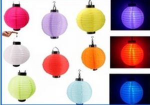 Garden Outdoor LED Chinese Lanterns pictures & photos