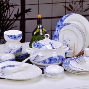 Chinaware Ceramic Porcelain Ware Dinnerware Sets Tableware Kitchenware Maple Leaf Bone China & Chinaware Ceramic Porcelain Ware Dinnerware Sets Tableware ...
