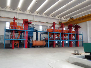 Mineral Casting Production Line