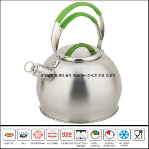 2.5L Stainless Steel Teapot Kitchenware pictures & photos