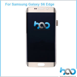 New Mobile Phone Touch Screen LCD for Samsung S6 Edge