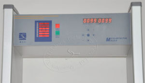 Cheapest Walk Through Metal Detector, Metal Detector Gate (XLD-II) pictures & photos