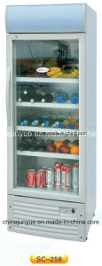 China DC 12V 24V Solar Display Cupboard Refrigerator pictures & photos