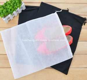 Non-Woven Shoe Organizers Storage Bag Travel Pack Dust Proof