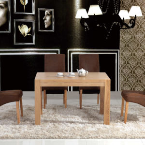 Solid Wood Dining Table (New design) pictures & photos