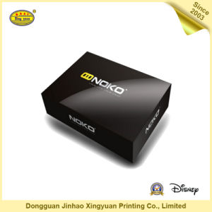 Noko Black Packaging Paper Box (JHXY-PB0025)