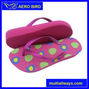 da493b3ec14d0f China Three Colors Sole EVA High Heel Sandal with Glitter Strap ...