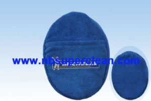 Car Washing Sponge, Microfiber Wash Pad (CN1237) pictures & photos