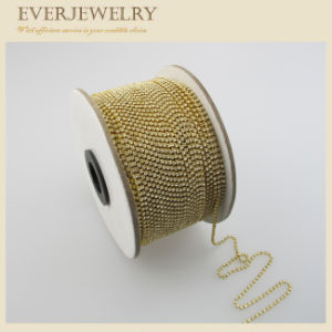 Ss8.5 High Quality Rhinestone Cup Chain in Roll pictures & photos