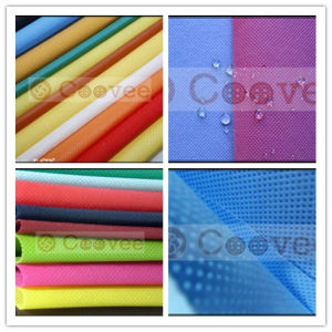 100% PP Spundbond Nonwoven Fabric for Bags with Oeko-Tex