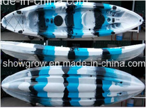 Show Grow Customized Designed Fishing Kayak Canoe