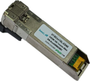 SFP Bidi RoHS Compliant 80km Optical Transceiver pictures & photos