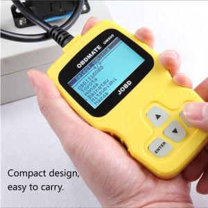 AUTOPHIX Japanese Vehicles Scanner OM500 JOBD Engine Code Reader for Toyota Nissan Honda etc Yellow