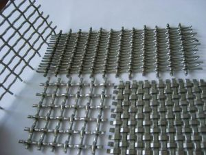 BBQ Crimped Wire Mesh pictures & photos