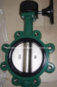 Cast Iron/Ductile Iron Lugged Type Butterfly Valves pictures & photos