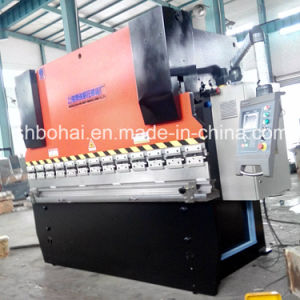 2mm, 4mm Sheet Metal Bending Brake Press with CE pictures & photos