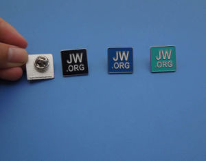 Free Mould Jw. Org Metal Lapel Pin Tie Bar pictures & photos