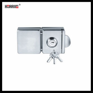 Square-shaped Sliding glass door Double lock HR1165&HR1164 pictures & photos
