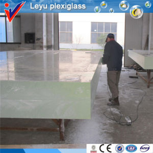 Acrylic Panel with The Thickness From 20mm to 500mm