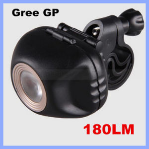 180lm 2 Mode Gree Gp LED Cycling Bike Front Light pictures & photos