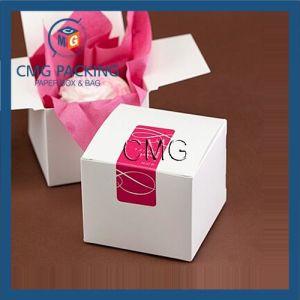 Large White Cake Box Wedding Favor Bo