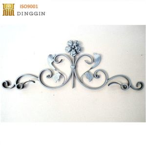Wrought Iron Park Fence Decoration for Sales pictures & photos