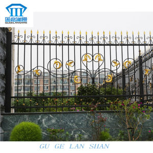 Rust-Proof/Antiseptic/High Quality Security Steel Fence for Spear pictures & photos