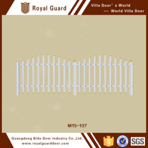 Factory Customize Aluminum Decorative Fencing Aluminum Alloy Fence Panels for Garden