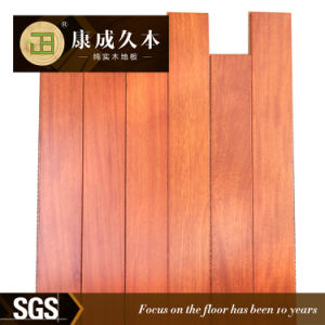 Factory Direct Selling Natural Resistance to Termites Wood Parquet/Hardwood Flooring (MD-04)