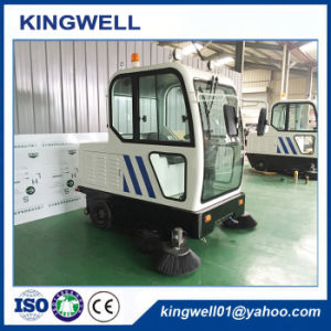 All-Closed Electric Road Sweeper for Factory (KW-1900F) pictures & photos