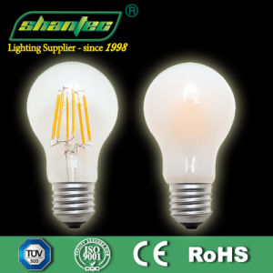 china 4w 6w 8w a60 a19 dimmable vintage led light bulb 2700k