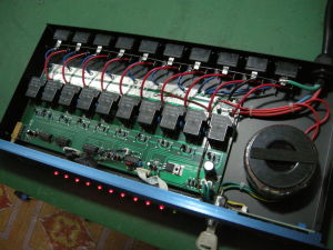 Sr1030 Power Sequence Controller with 10 Channels pictures & photos