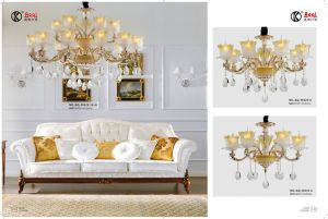 Fashion and Nordic Crystal Chandelier Light pictures & photos