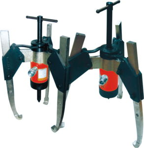 Two Legs/Three Legs Hydraulic Pullers with Manual Hydraulic Pump Whole Set Convenient pictures & photos