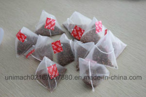 Un-Sjb02 Automatic Ultrasonic Tea Bag Packing Machine pictures & photos