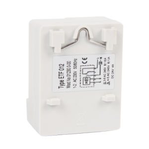Electronic Hygrothermostat Cabinet Thermostat Humidity Controller Etf 012 pictures & photos