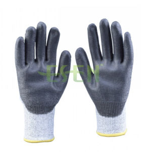 Nitrile Coated Labor Protective Industrial Working Gloves (D78-G5)