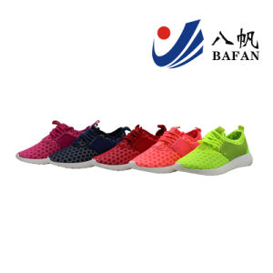 Mesh Upper Casual Sports Shoes for Men and Women Bf161048 pictures & photos