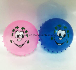 Children Sports Toy Emoji Face Bouncy Balls pictures & photos