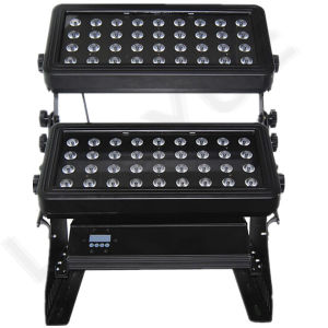 72PCS 10W RGBW 4in1 DMX LED Wall Washer pictures & photos