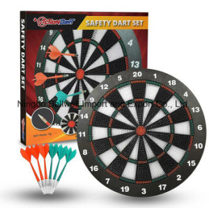 Family Target Game Kits Durable Round Darts Board pictures & photos