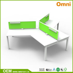 High Quanlity New Office Table for Three Person pictures & photos