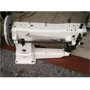 Used Japan Seiko Cylinder Bed Heavy Duty Thick Material industrial Sewing Machine pictures & photos