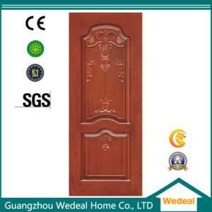 Customize High-End Interior Solid Wooden Door for Houses Projects pictures & photos